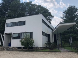Gropius House in Lincoln, MA